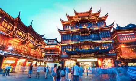 Yuyuan Garden, Xangai – China