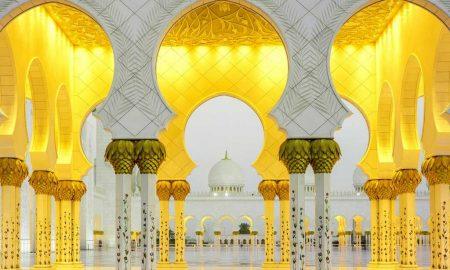 Grande Mesquita Sheikh Zayed – Abu Dabi