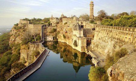 Chittorgarh Fort – India