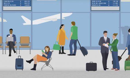 Cobrança para despachar bagagens nos voos entra em vigor no Brasil