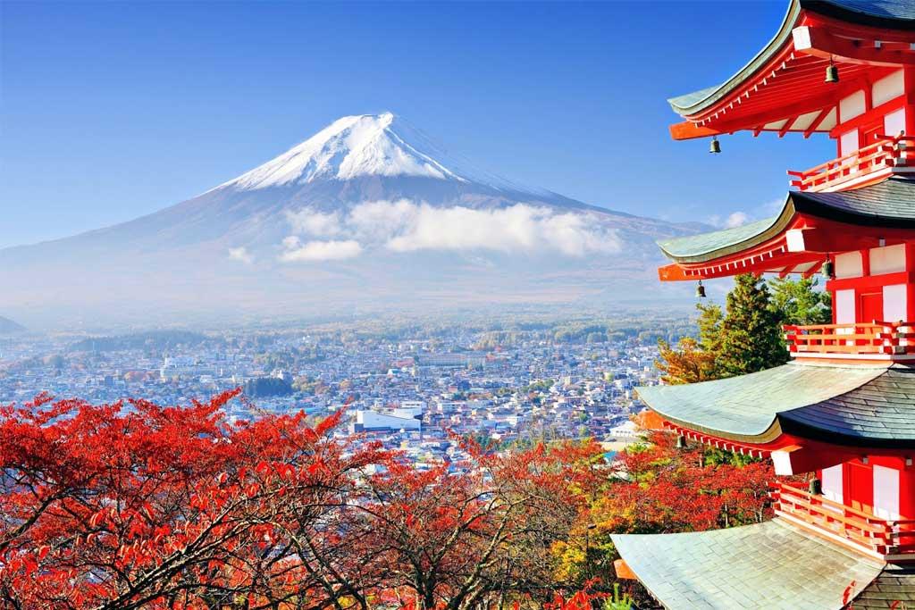Monte Fuji – Japão
