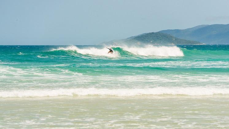 Florianópolis. Crédito: divulgação Embratur