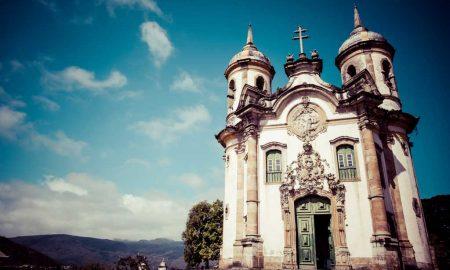 Igreja de São Francisco de Assis – Ouro Preto