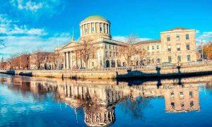 Four Courts em Dublin