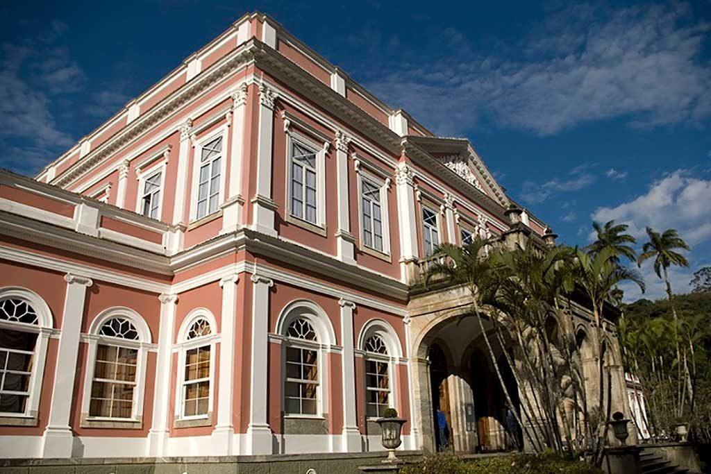 Museus Pelo Braisl - Museu Imperial. Crédito: Ibram/ Divulgação
