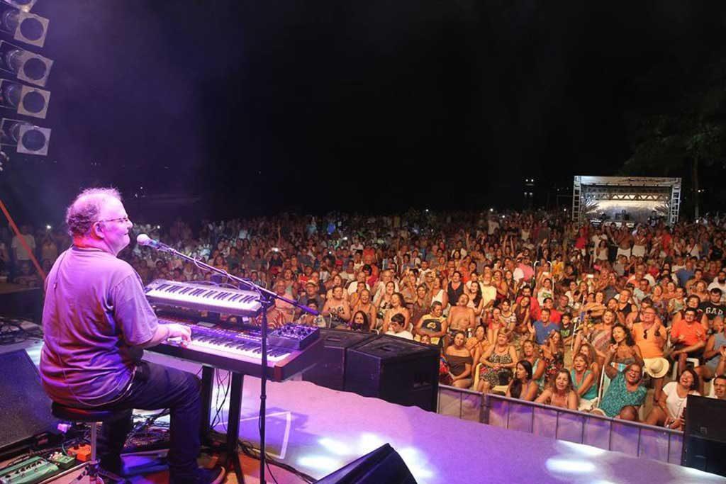 Festival Pôr do Sol Musical em Ilha Bela – Guilherme Arantes