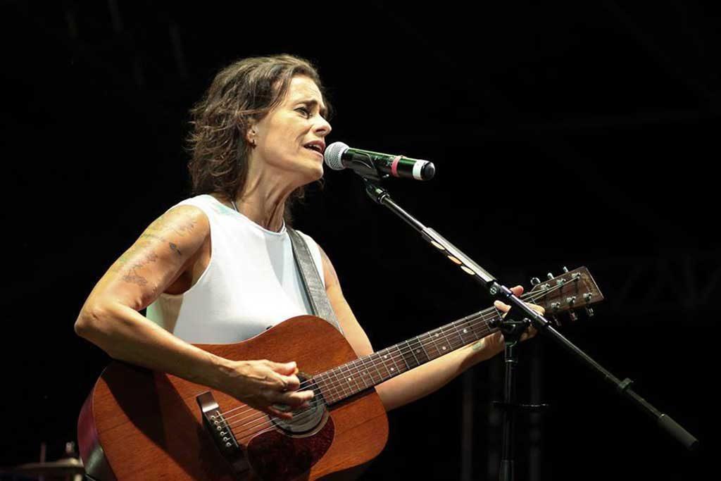 Festival Pôr do Sol Musical em Ilha Bela – Zélia Duncan