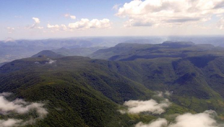 Parque Nacional da Serra Geral. Secretaria do Ambiente e Desenvolvimento Sustentável do Rio Grande do Sul