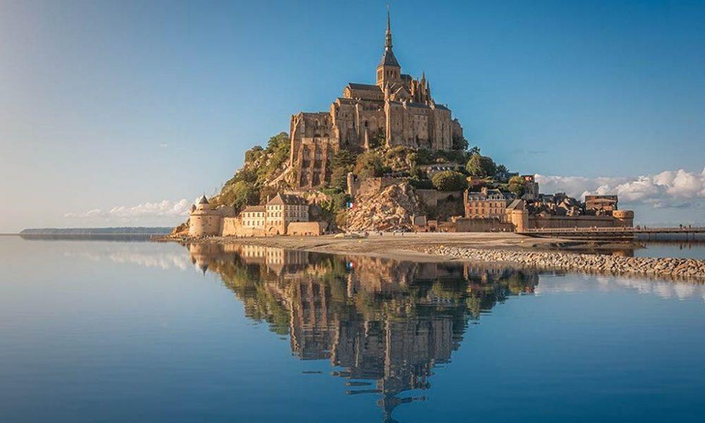 Monte Saint-Michel – França