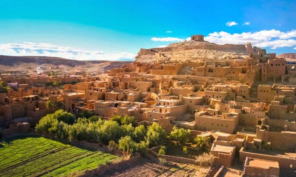 Ait Benhaddou – Marrocos