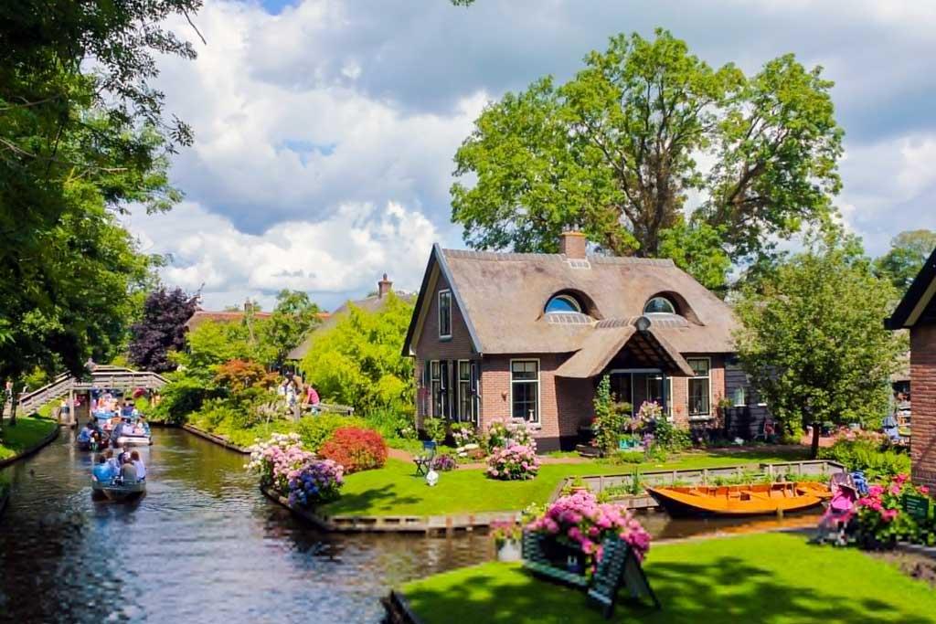Giethoorn – Holanda