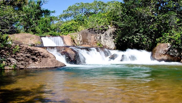 Cachoeira das Palmeiras(Foto: Divulgação Min. do Turismo/Marcus Brandão)