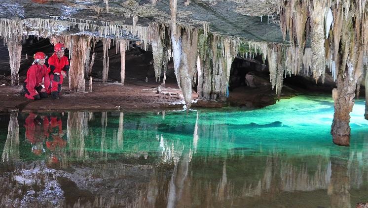 Caverna Angélica (Foto: Divulgação Min. do Turismo/Marcelo Peregrino)