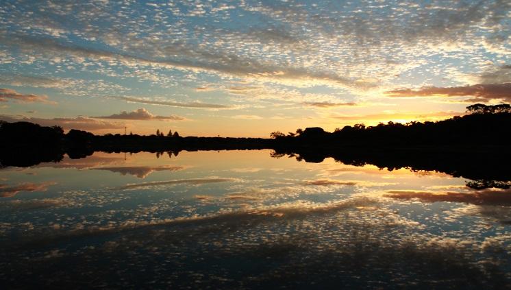 Pôr do Sol (Foto: Divulgação Min. do Turismo/Júlia Chaves)