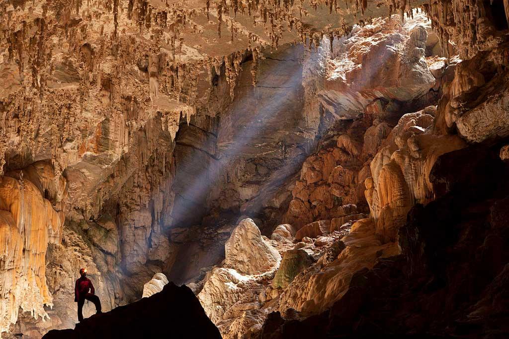 Parque Estadual Terra Ronca e o esplendor de suas cavernas