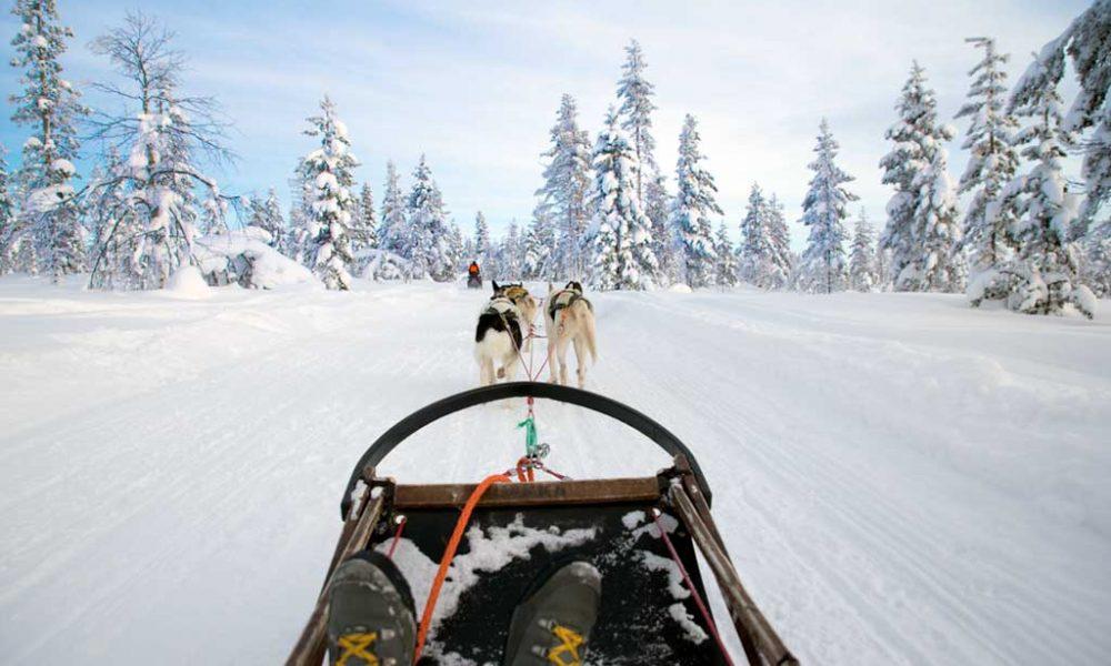 Kiruna – Suécia