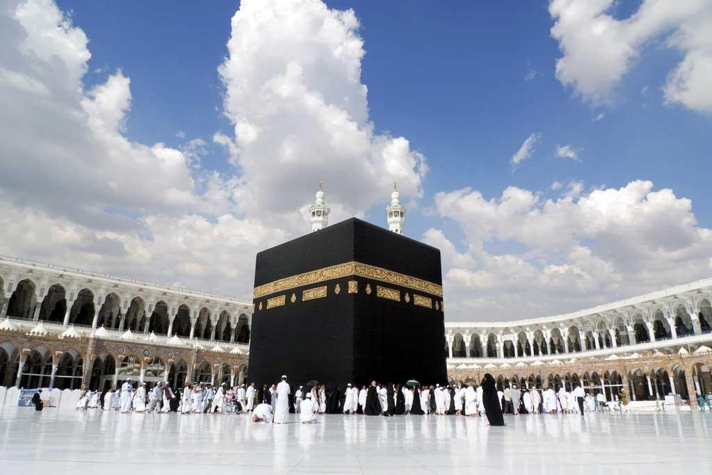 Caaba – Meca, Arábia Saudita