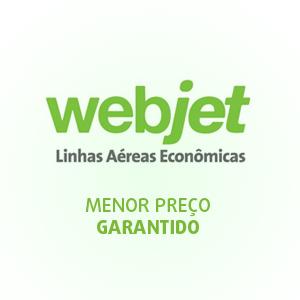 Promoção Compromisso Webjet — Menor Preço Garantido