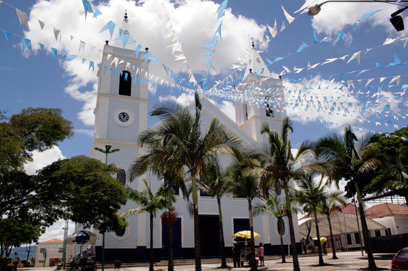 Igreja Matriz de Nossa Senhora da Conceição (Foto: Geraldo Magela Tannús)