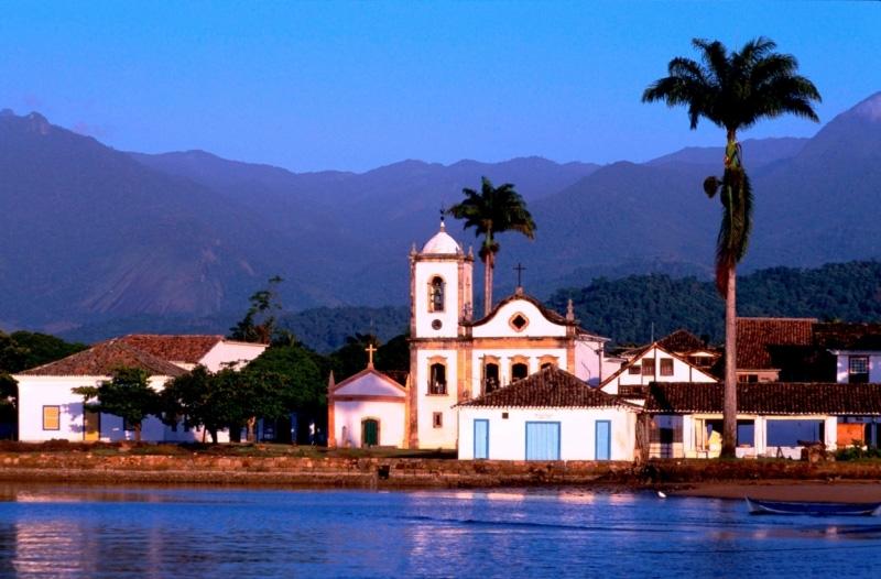 Paraty - Arquivo Turisrio (Foto: Divulgação)