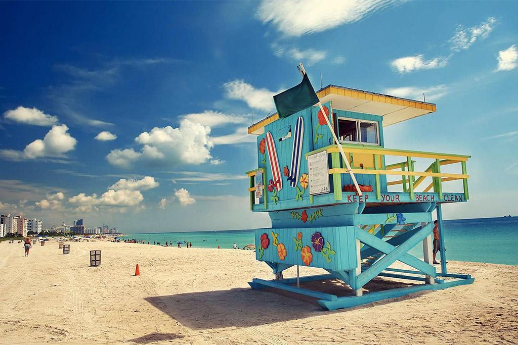 109 Voos para Miami a Partir de R$ 891 ida e volta