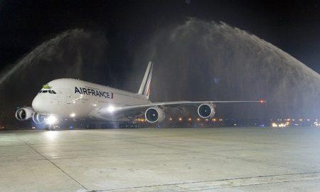 A380 – Galeão recebe primeira operação comercial da maior aeronave do mundo