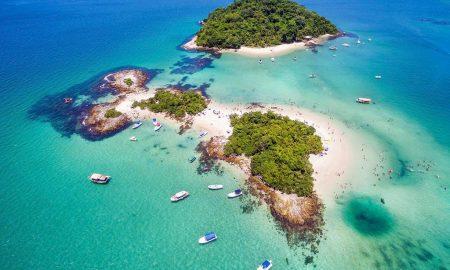 Ilha de Cataguases - Angra dos Reis (Rio de Janeiro)