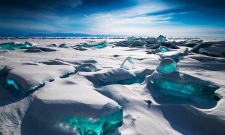 Lago Baikal – Rússia