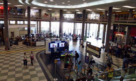 Aeroporto Internacional de Congonhas - São Paulo, Brasil