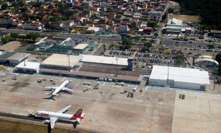 Aeroporto de Vitória completa 42 anos