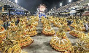 Carnaval impulsiona turismo em todo o Brasil