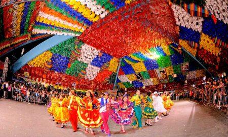 Embratur mostra à Europa que Brasil é mais que carnaval - São João de Campina Grande (PB) (Foto: Embratur)