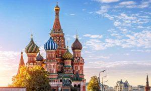 Catedral de São Basílio em Moscou – Rússia