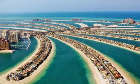 Palm Islands – Dubai, Emirados Árabes Unidos