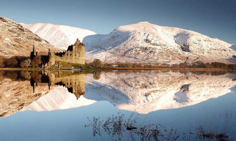 Castelo Kilchurn – Escócia
