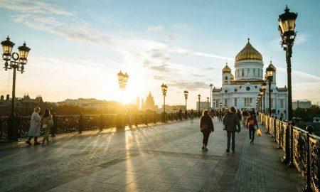 Catedral de Cristo Salvador – Moscou, Rússia